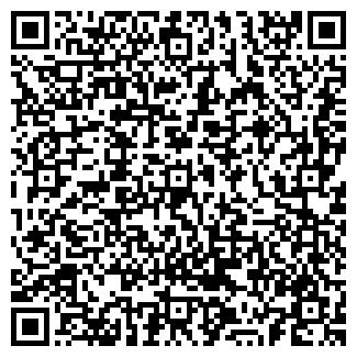 QR-код с контактной информацией организации ЛЮДОВИК