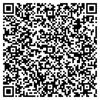 QR-код с контактной информацией организации ИВА-ТУР
