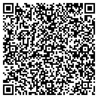QR-код с контактной информацией организации ЛЁДОВО