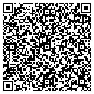 QR-код с контактной информацией организации АВТОКЛУБ