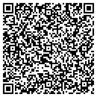 QR-код с контактной информацией организации ОКНА ЛЕТА
