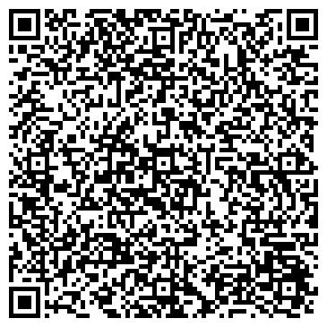 QR-код с контактной информацией организации ОКНА РОСТА г. Клин