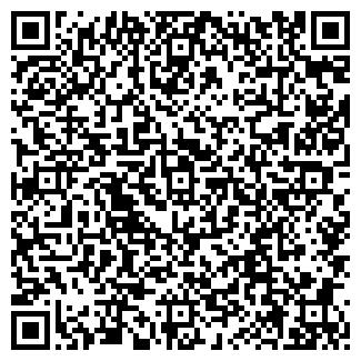 QR-код с контактной информацией организации РОСБАНК
