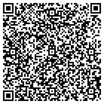 QR-код с контактной информацией организации АЛФЁРОВСКАЯ ШКОЛА