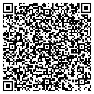 QR-код с контактной информацией организации ЮНОСТЬ, ШКОЛА
