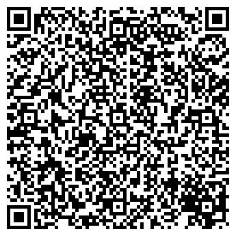 QR-код с контактной информацией организации ШКОЛА ИМ. В.М. КОМАРОВА