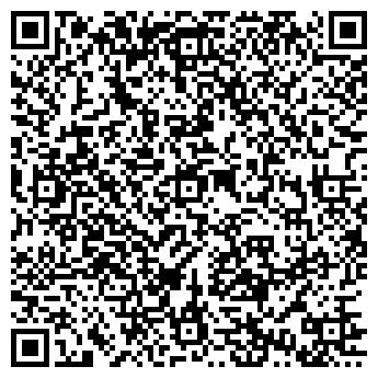 QR-код с контактной информацией организации ООО РУБЕЖ ПЛЮС