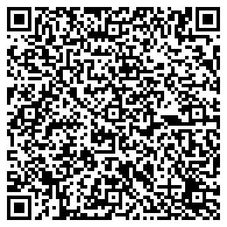 QR-код с контактной информацией организации БРАВО