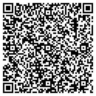 QR-код с контактной информацией организации СИЛУЭТЫ