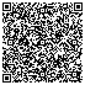 QR-код с контактной информацией организации ПОПУТНЫЙ ВЕТЕР