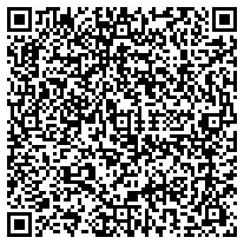 QR-код с контактной информацией организации РАДУЖНЫЕ ПЕРСПЕКТИВЫ