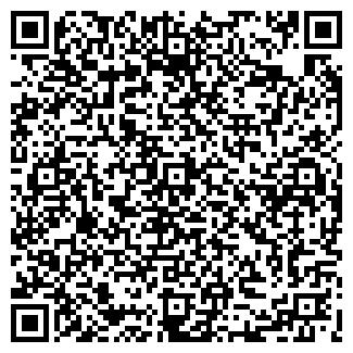 QR-код с контактной информацией организации АЛЕСИО