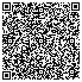 QR-код с контактной информацией организации JAN NICOLE