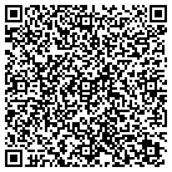 QR-код с контактной информацией организации ЧЁРНАЯ ЖЕМЧУЖИНА