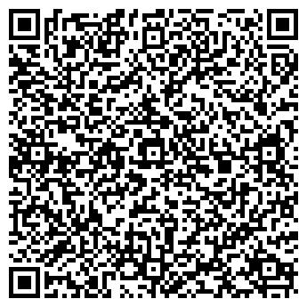 QR-код с контактной информацией организации  МБОУ Школа  № 1 города Королёва