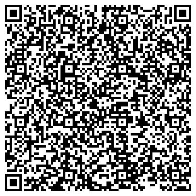 QR-код с контактной информацией организации Официальный представитель ОКНА РОСТА  г. Королёв