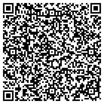 QR-код с контактной информацией организации ОКНА, ЖАЛЮЗИ, ШКАФЫ-КУПЕ