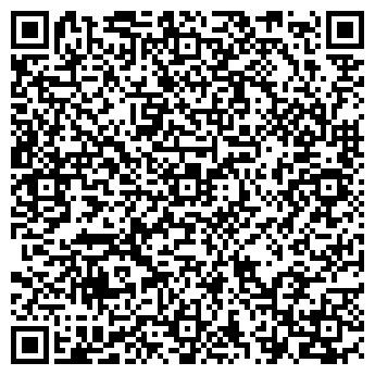 QR-код с контактной информацией организации Поликлиника № 1 при КГБ