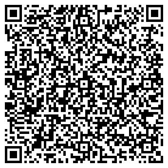 QR-код с контактной информацией организации Поликлиника № 4