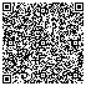 QR-код с контактной информацией организации ВИННИ ПУХ, ДЕТСКИЙ САД