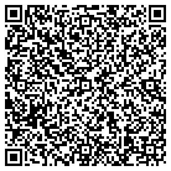 QR-код с контактной информацией организации ЗАБАВА, ДЕТСКИЙ САД № 16