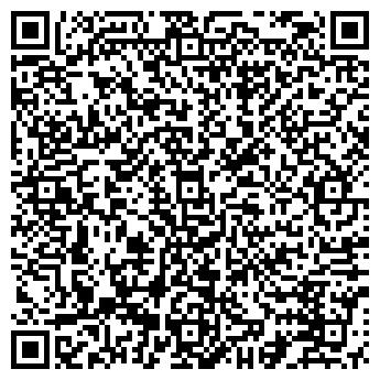 QR-код с контактной информацией организации Дополнительный офис Космос