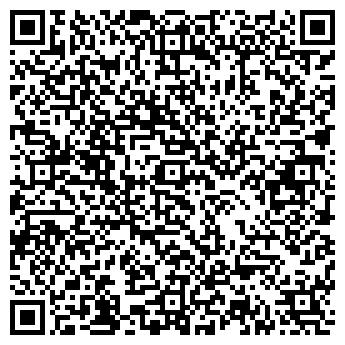 QR-код с контактной информацией организации ШИРОКИЙ ПРОСПЕКТ