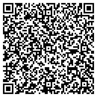 QR-код с контактной информацией организации REAL ESTATE
