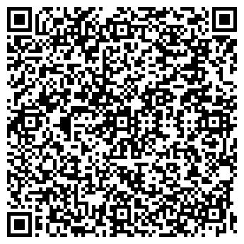 QR-код с контактной информацией организации КОРОЛЁВСКИЕ БАНИ