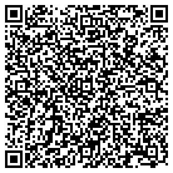 QR-код с контактной информацией организации НАХАБИНСКАЯ ШКОЛА № 3