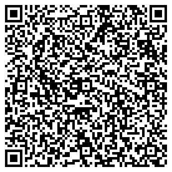 QR-код с контактной информацией организации АШАН КРАСНОГОРСК