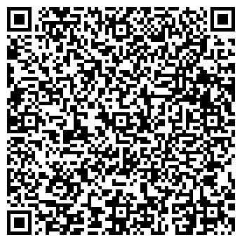QR-код с контактной информацией организации ENTOURAGE