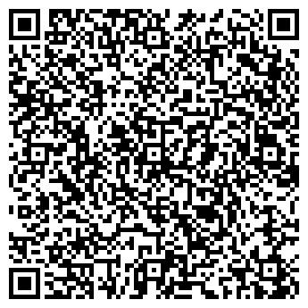 QR-код с контактной информацией организации Отрадненский пункт полиции