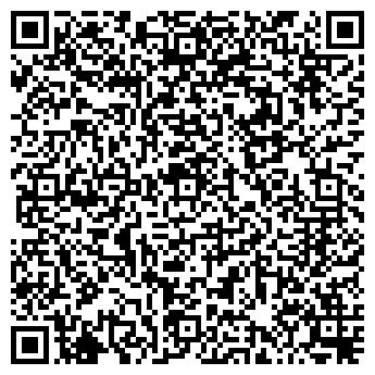 QR-код с контактной информацией организации Сектор расчётов по строительству