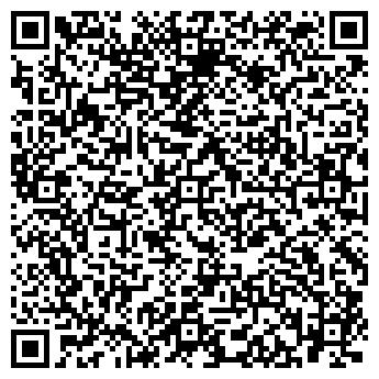 QR-код с контактной информацией организации Городская поликлиника