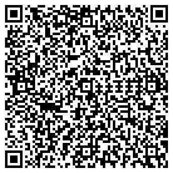 QR-код с контактной информацией организации ПАРКТУР