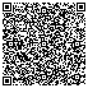 QR-код с контактной информацией организации АО Клинский мясокомбинат