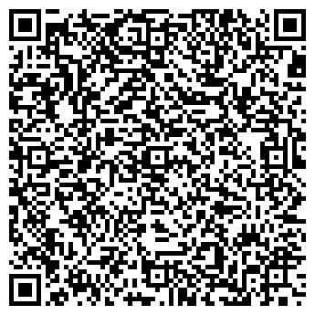 QR-код с контактной информацией организации ЧЕБУРАШКА, ДЕТСКИЙ САД № 17
