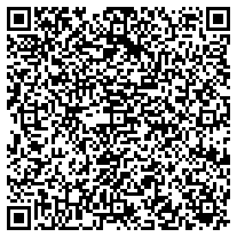 QR-код с контактной информацией организации СПАС-ЗАУЛКОВСКАЯ ШКОЛА-ИНТЕРНАТ