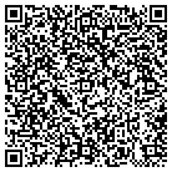 QR-код с контактной информацией организации По делам молодёжи