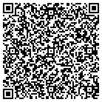 QR-код с контактной информацией организации РАДОСТЬ, ДЕТСКИЙ САД № 58