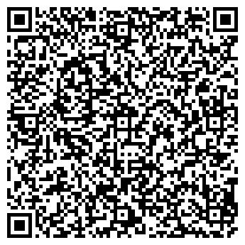 QR-код с контактной информацией организации НАШ ГИПЕРМАРКЕТ