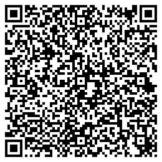 QR-код с контактной информацией организации BON JOLI