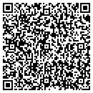 QR-код с контактной информацией организации ЮНАЙК, ЗАО