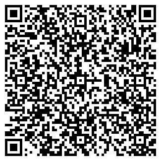 QR-код с контактной информацией организации АЛЁНКА ТДЦ