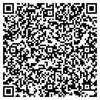 QR-код с контактной информацией организации ИЗБА