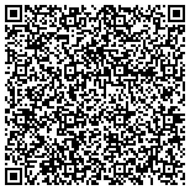 QR-код с контактной информацией организации ВЫСШАЯ ШКОЛА