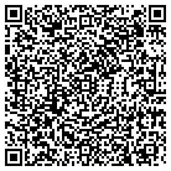 QR-код с контактной информацией организации Домоуправление № 1