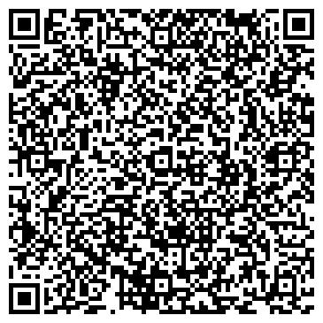 QR-код с контактной информацией организации Культуры, молодёжной политики и туризма