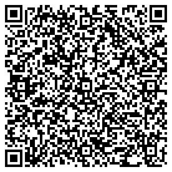 QR-код с контактной информацией организации СТУДИЯ БУРЕ